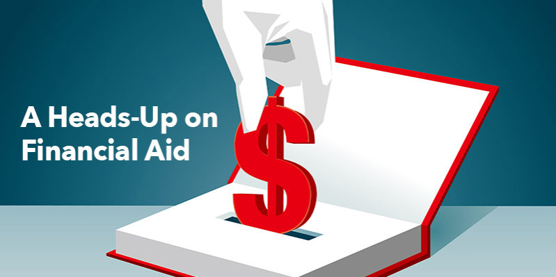 Financial aid article image
